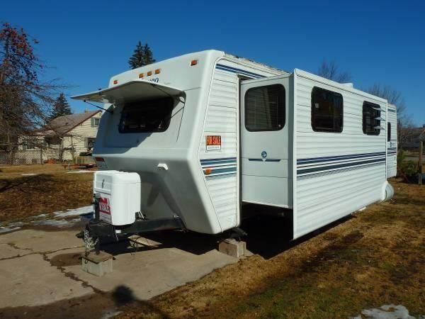 Pull Behind Travel Trailers For Sale