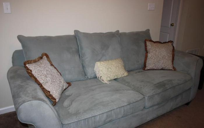 Swell Wow Pottery Barn Styled Oversized Sofa Matching Chair Onthecornerstone Fun Painted Chair Ideas Images Onthecornerstoneorg
