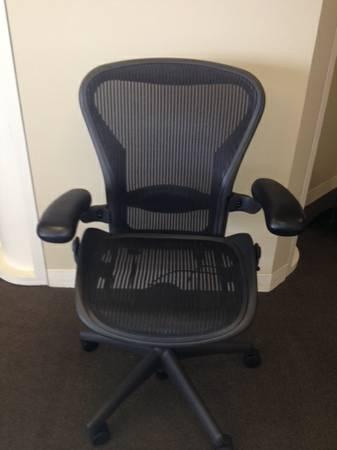 00 used Herman-Miller Aeron Ergonomic task chairs! for ...