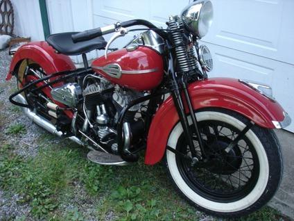 000 1945 Harley-davidson WL for Sale in Orefield, Pennsylvania ...