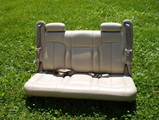 Suburban Third Row  Car Seats