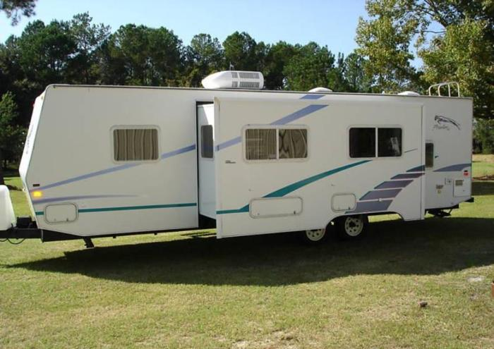 01 Fleetwood Prowler 31g For Sale In Mobile  Alabama