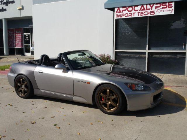 01 honda s2000 turbo has ap2 swap front rear end engine clean tittle for sale in rancho. Black Bedroom Furniture Sets. Home Design Ideas