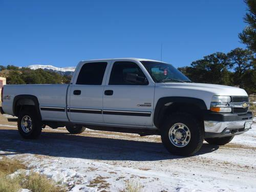 U0026 39 02 Chevy Silverado 2500hd