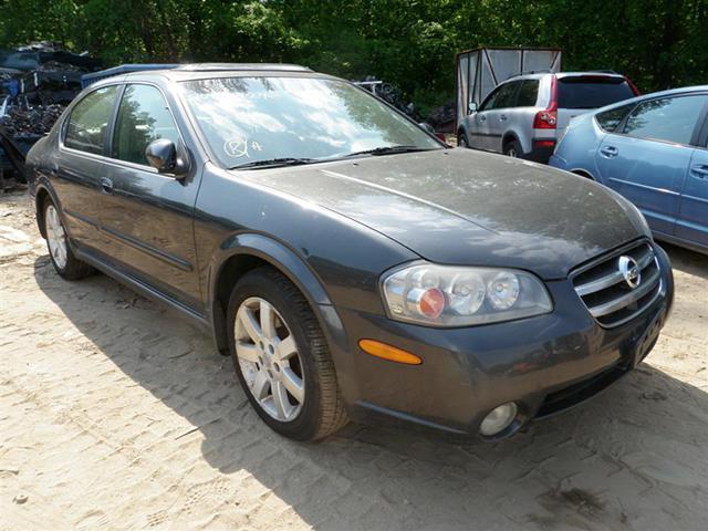 02 Nissan Maxima GLE Quality Used OEM Replacement Parts