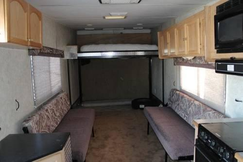 02 Thor Wanderer 27 Foot Toy Hauler For Sale In Murrieta