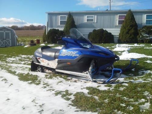 02 U0026quot  Yamaha Viper 700 Triple For Sale In Barbours