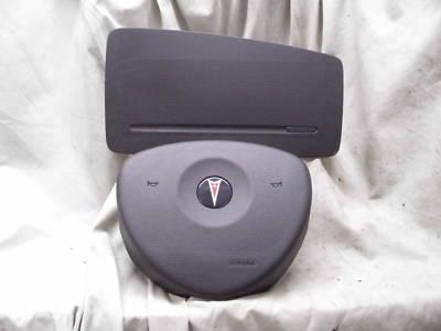 05 06 Pontiac Montana AIR BAG SET M25