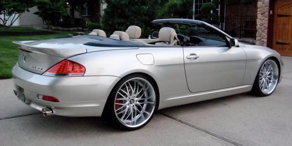 BMW CI Convertible For Sale In Glenarden Maryland - 2004 bmw 645ci convertible for sale