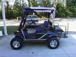 05 club car golf cart - $3950