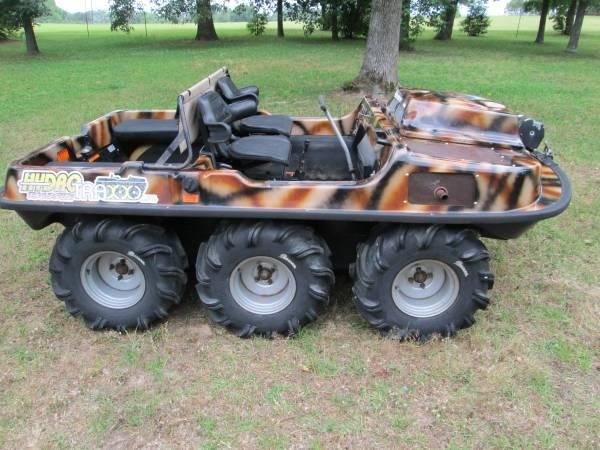 Cheap Used Jet Skis For Sale >> 05' HYDRO TRAXX TURBO DIESEL AMPHIBIOUS ATV - for Sale in Clark, Texas Classified ...
