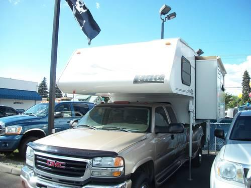 05 Lance Max Camper 981 Mint Condition For Sale In Coeur