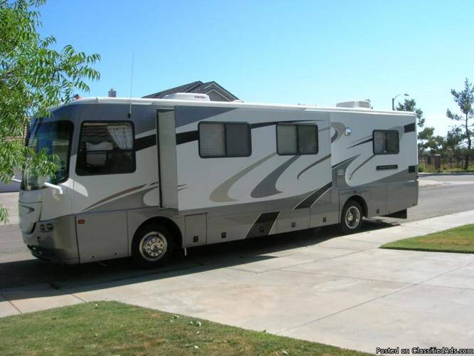 05 Motorhome Diesel Pusher For Sale In Leona Valley