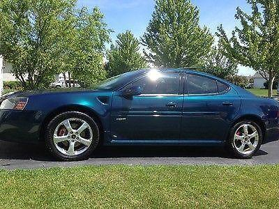 05 Pontiac Grand Prix Gxp Rare Color Options For Sale In