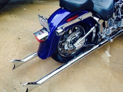 06 Harley-Davidson Fatboy