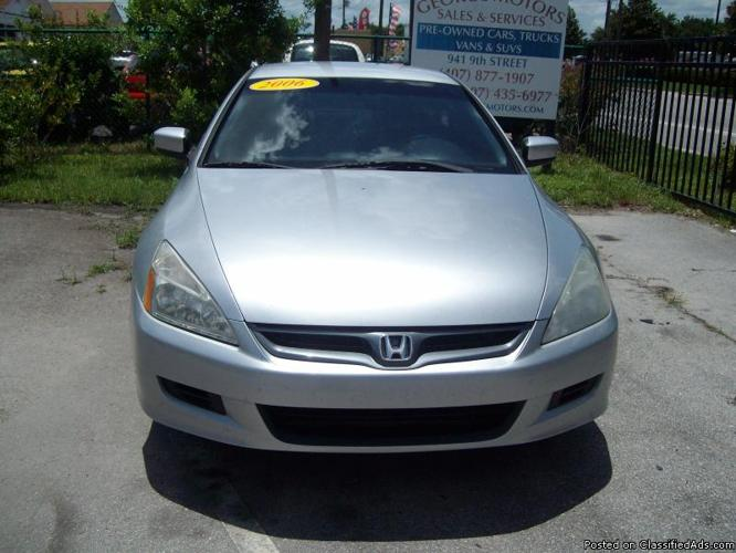 06 honda accord coupe lx for sale in oakland florida classified for 06 honda accord coupe