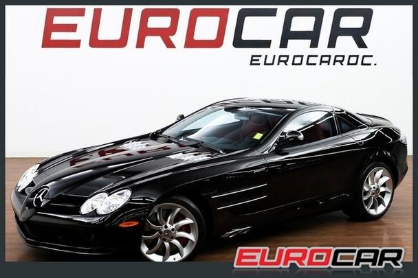 06 SLR McLAREN, CLEAN CALIFORNIA CAR, ALL OPTIONS