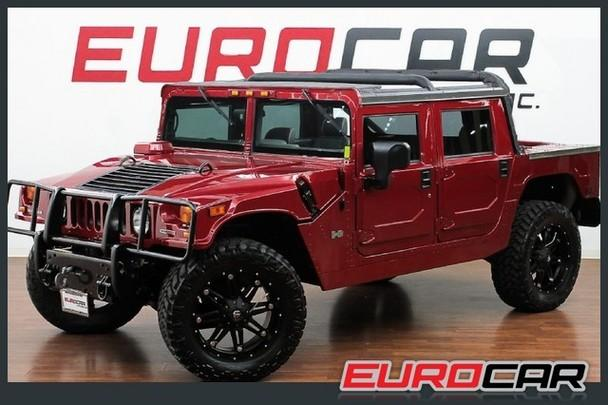 06 HUMMER H1 ALPHA, HIGHLY OPTIONED, IMMACULATE for Sale in Costa ...