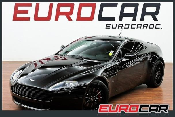 07 Aston Martin Vantage All Blacked Out Amazing For Sale In Costa