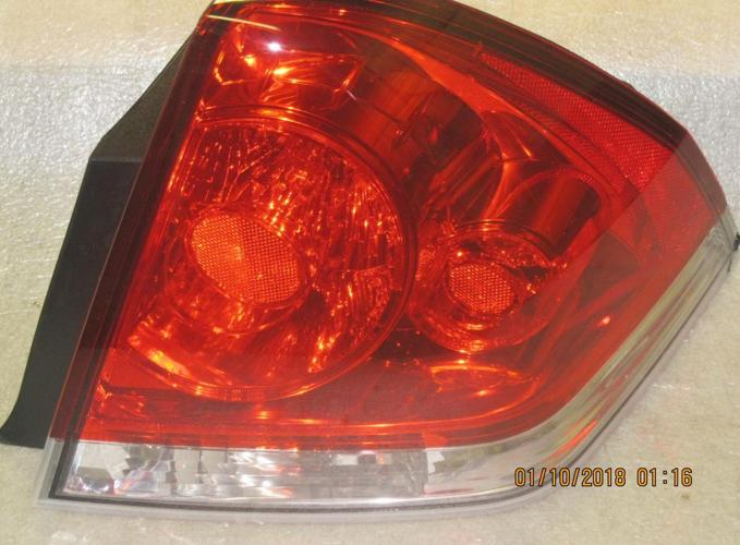 08-12 Chevy Impala RH tail light (OEM)