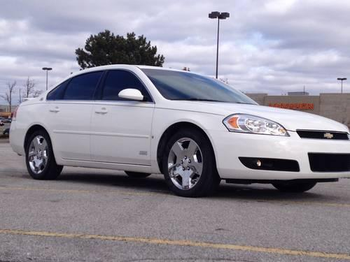 08 chevy impala ss for sale in fort wayne indiana classified. Black Bedroom Furniture Sets. Home Design Ideas