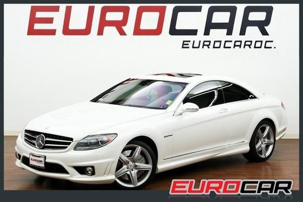 08 Cl63 Amg Designo Edition Immaculate Ca Car 09 10 For Sale In