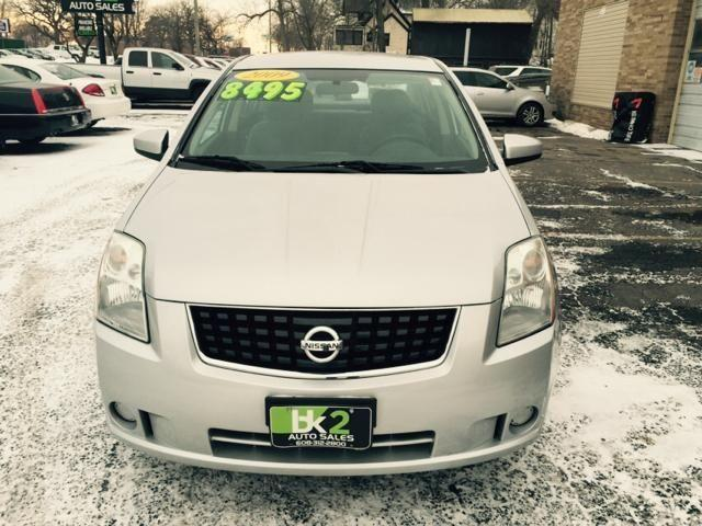 09 nissan sentra great gas saver nice clean car for sale in beloit wisconsin classified. Black Bedroom Furniture Sets. Home Design Ideas