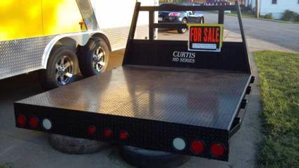 Flatbed For Sale >> Brand New 8ft Flatbed For Sale In Parkersburg West Virginia