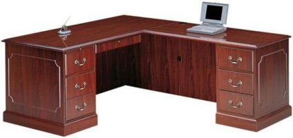 Hon 9400 Series L Shaped Desk St Augustine Fl For Sale