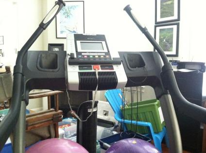 $1,000 NordicTrack Incline Trainer