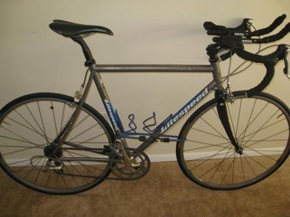 $1,050 OBO, Litespeed Bike - road / tri -
