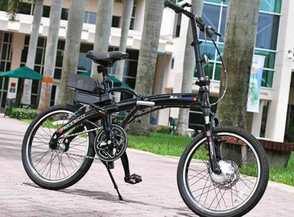 $1,099 2013 Folding Prodeco Technologies Mariner Sport 36V 250W Electric Bicycle-eBike