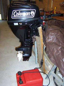 Coleman 9 9 hp outboard motor poplarville ms for sale for Cabela s outboard motors for sale
