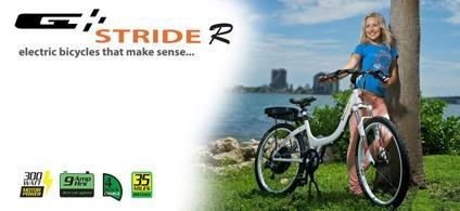 $1,199 Prodeco Technologies 2013 Folding Stride R Electric Bicycle eBike