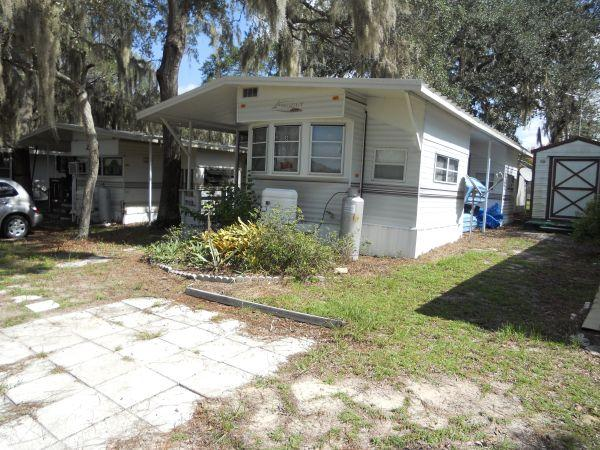 1br 1ft nice park model mobile home deltona