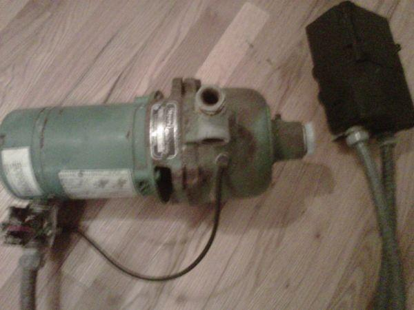 1 2 Hp Well Water Pump And Tank Wilmington For Sale In