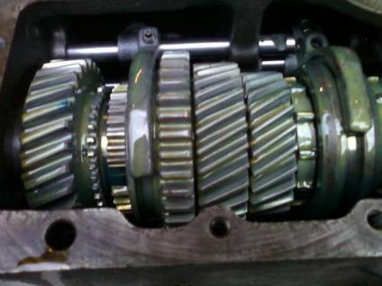 $1,200, Ford Toploader 4 speed transmission big block with WIDE RATIO gears