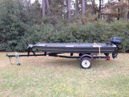 Jon Boat For Sale In Georgia Classifieds Buy And Sell In