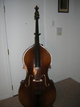 obo 3 4 king double bass for sale in lemont illinois classified. Black Bedroom Furniture Sets. Home Design Ideas