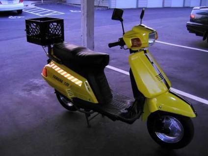 $1,200 Riva Yamaha 125 Scooter