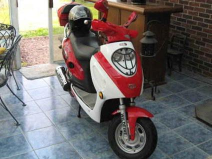 2008 wildfire scooter only 66 5 total miles hamburg ny. Black Bedroom Furniture Sets. Home Design Ideas