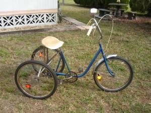 1 3-wheel bike 3-2-wheel bikes - $3080 (North Port Fl.)