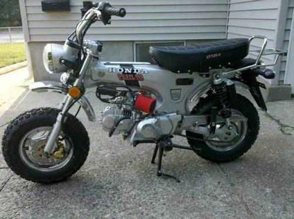 Honda ct70 replica by skyteam for sale in providence for Honda dealerships in ri