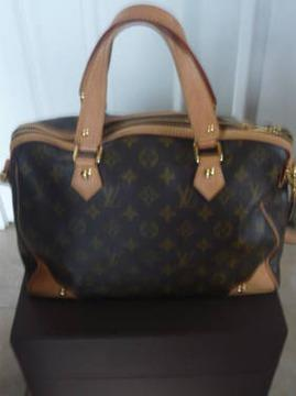 $1,350 LOUIS VUITTON Gently Used Retiro PM
