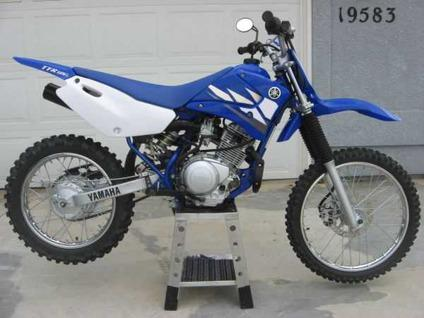 2003 Yamaha Ttr125l Excellent Condition For Sale In