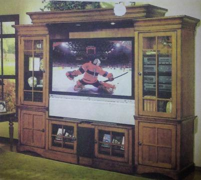 OBO Home Furnishings Entertainment Center Denver