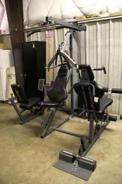 precor weight machine