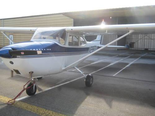 1/5 share Cessna 172D 1/5 share IFR located at AZO