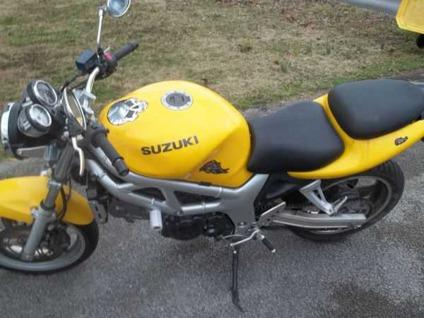 2002 suzuki sv 650 bowling green for sale in bowling green kentucky classified. Black Bedroom Furniture Sets. Home Design Ideas