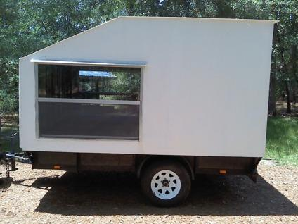 Very Small Toy Hauler Travel Trailers